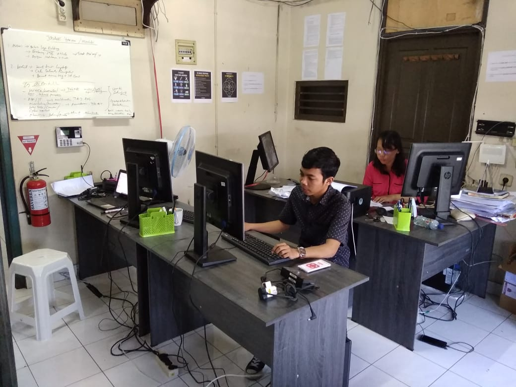 Back Office Jogja