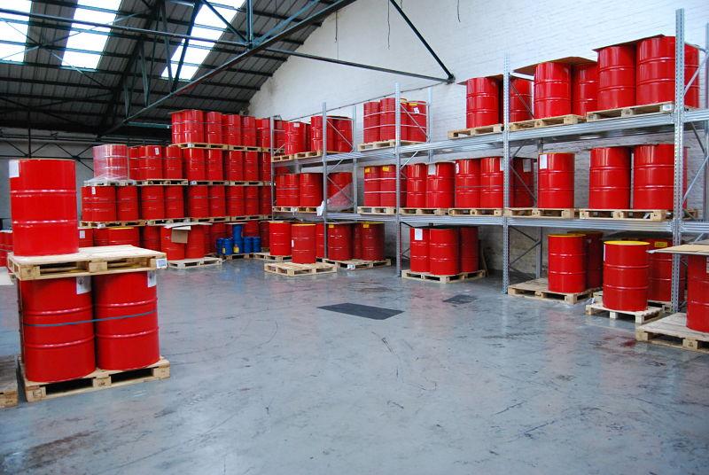 Warehouse PT. Multidaya Prima Lestari