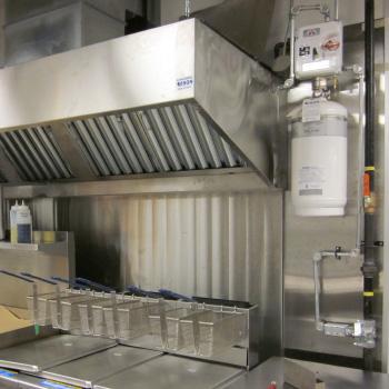 Kitchen Protection Installation