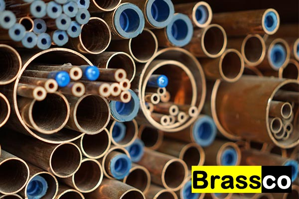 Brassco Pipa Tembaga