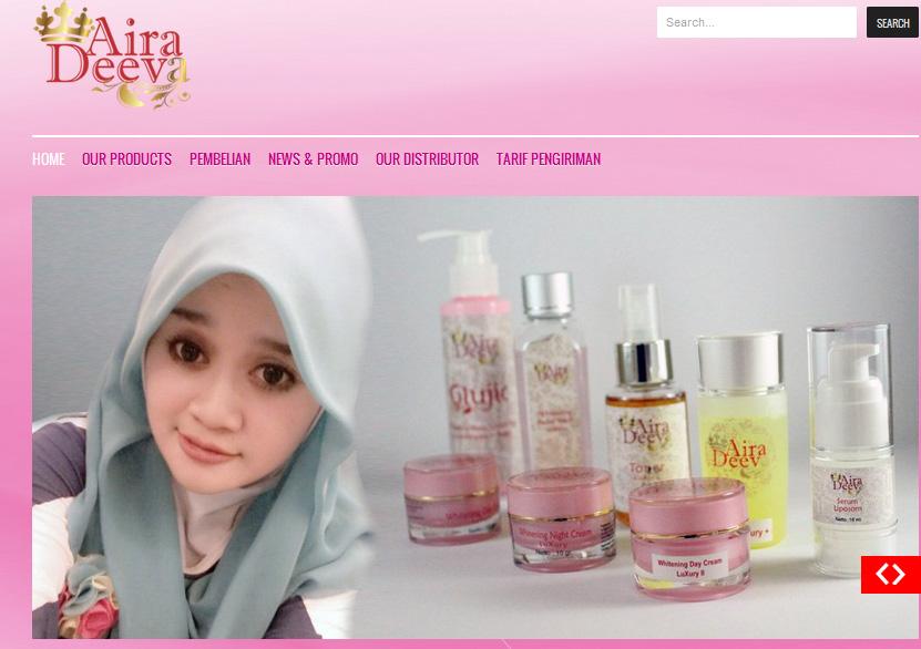 website airadeeva