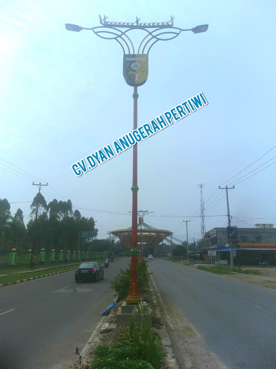 Tiang Decoratif Kuantan