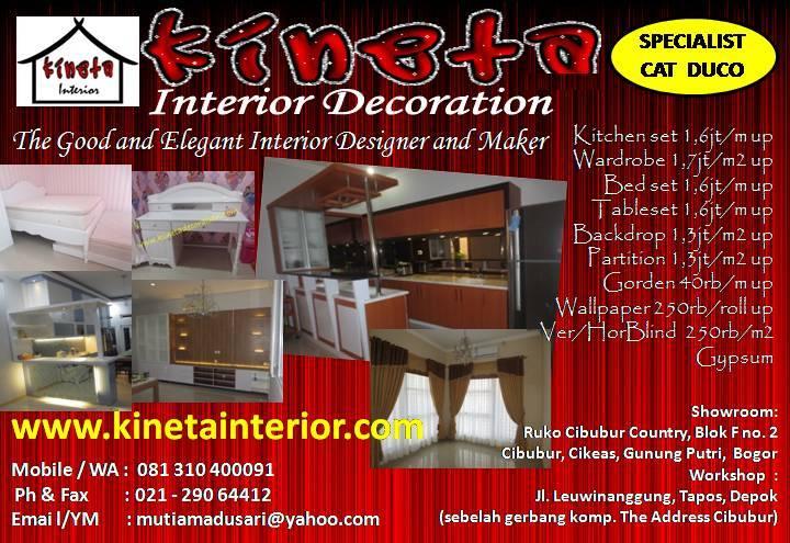 Kineta Kitchen Set Gorden Contact Us