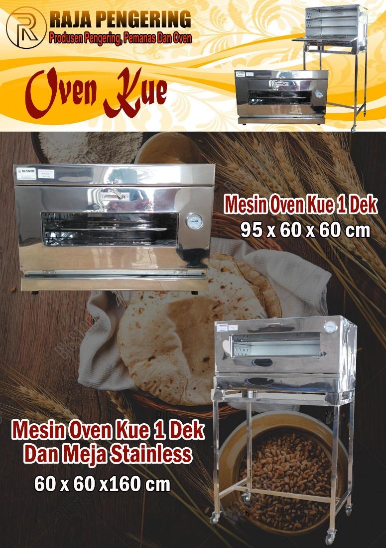 Katalog Oven Kue