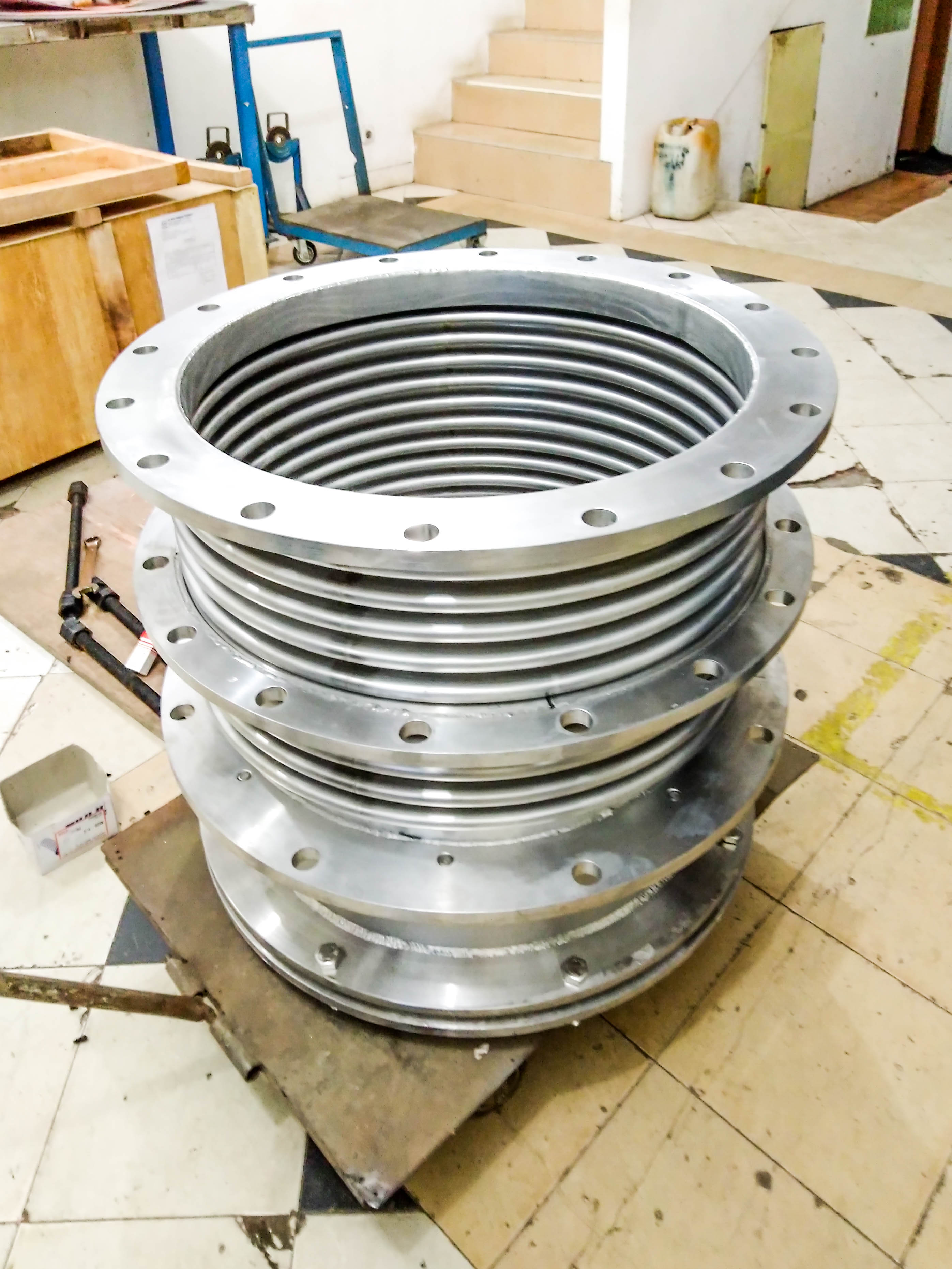 Expansion Joint Metal NFA