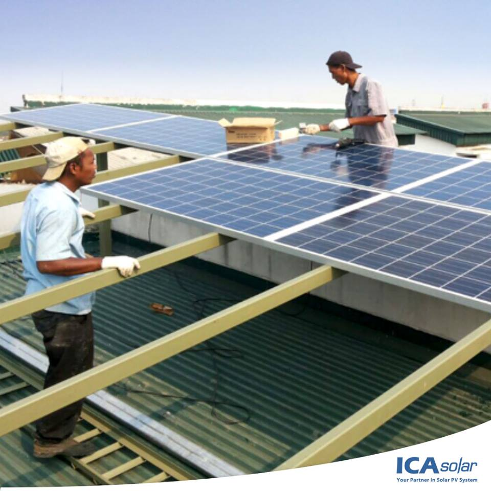 Rooftop PV System