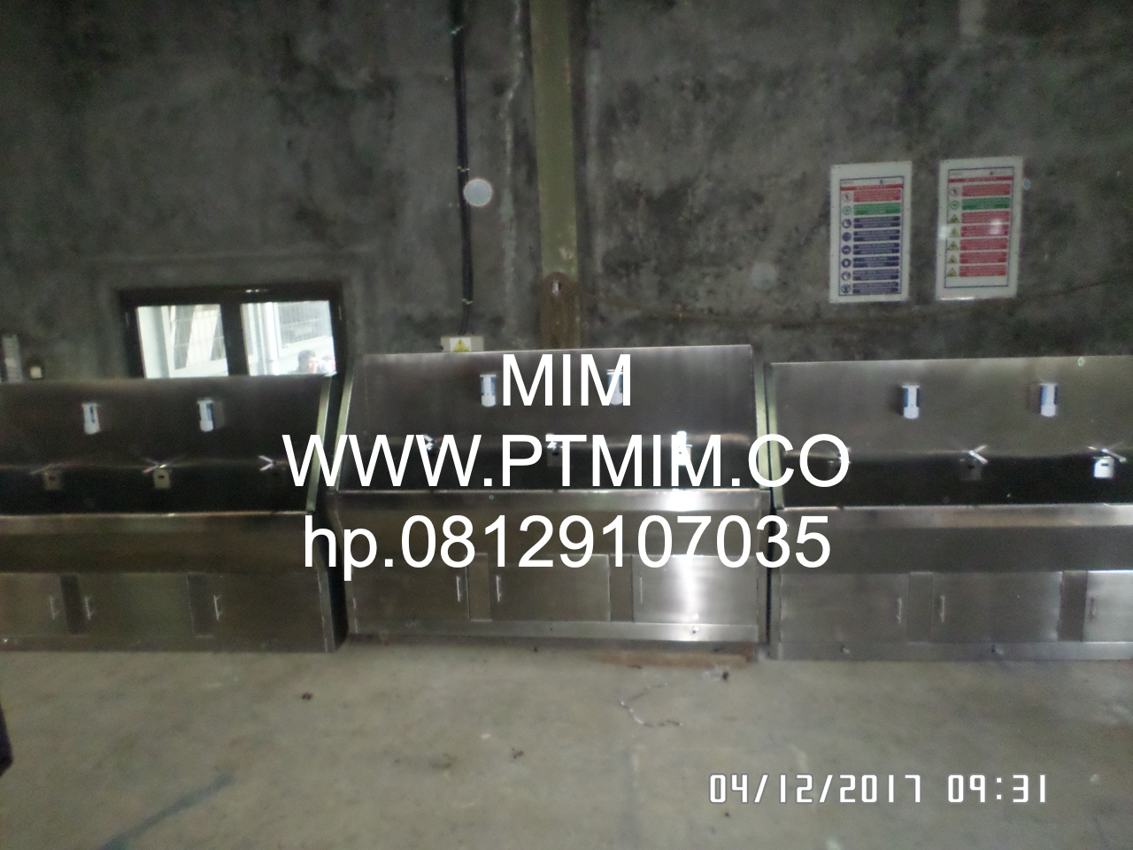 Pass Box ,  Air Shower, Scrub Sink and Conveyor Curve
