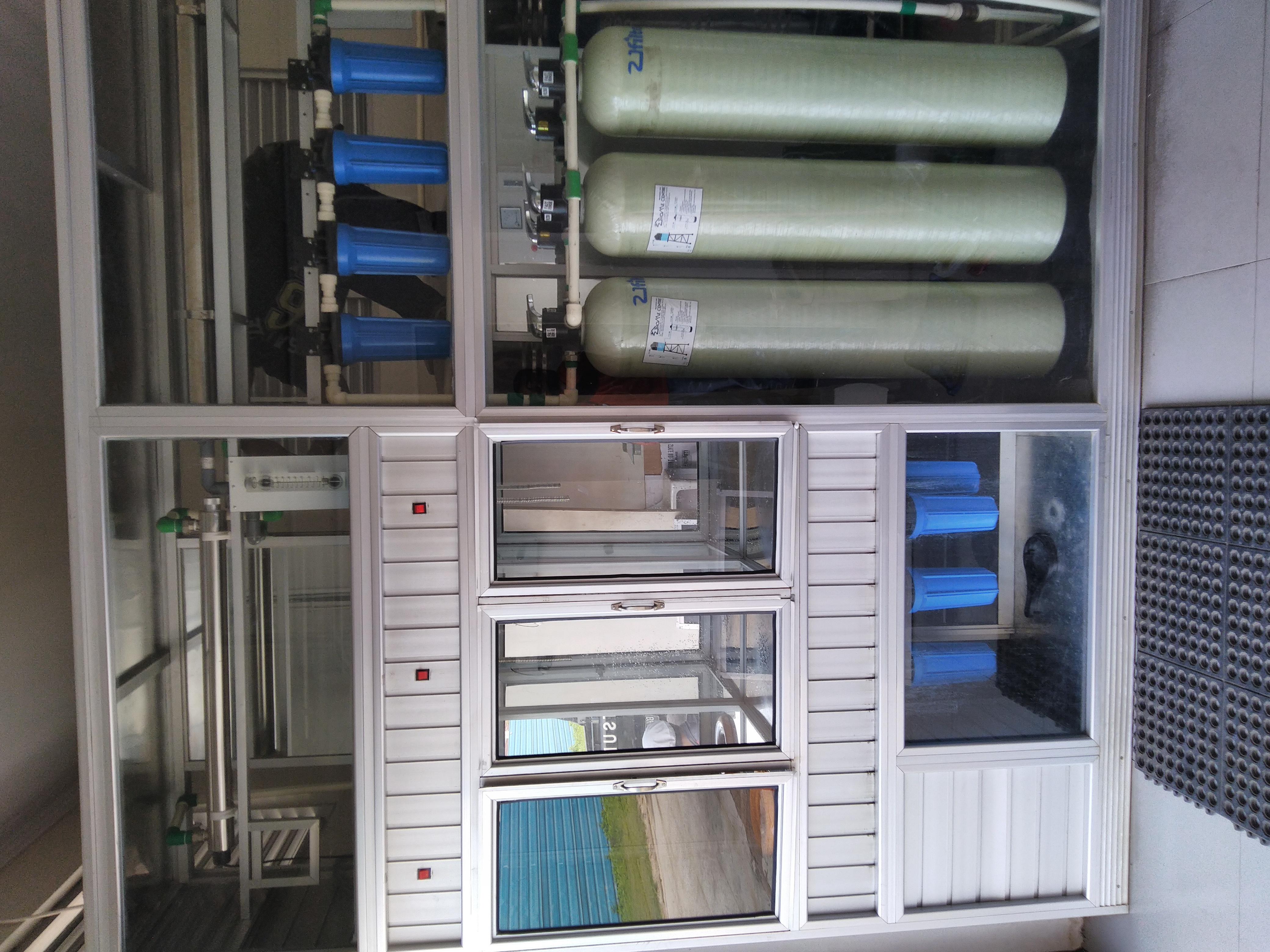 Proyek Air Minum untuk Pabrik di Deli Serdang