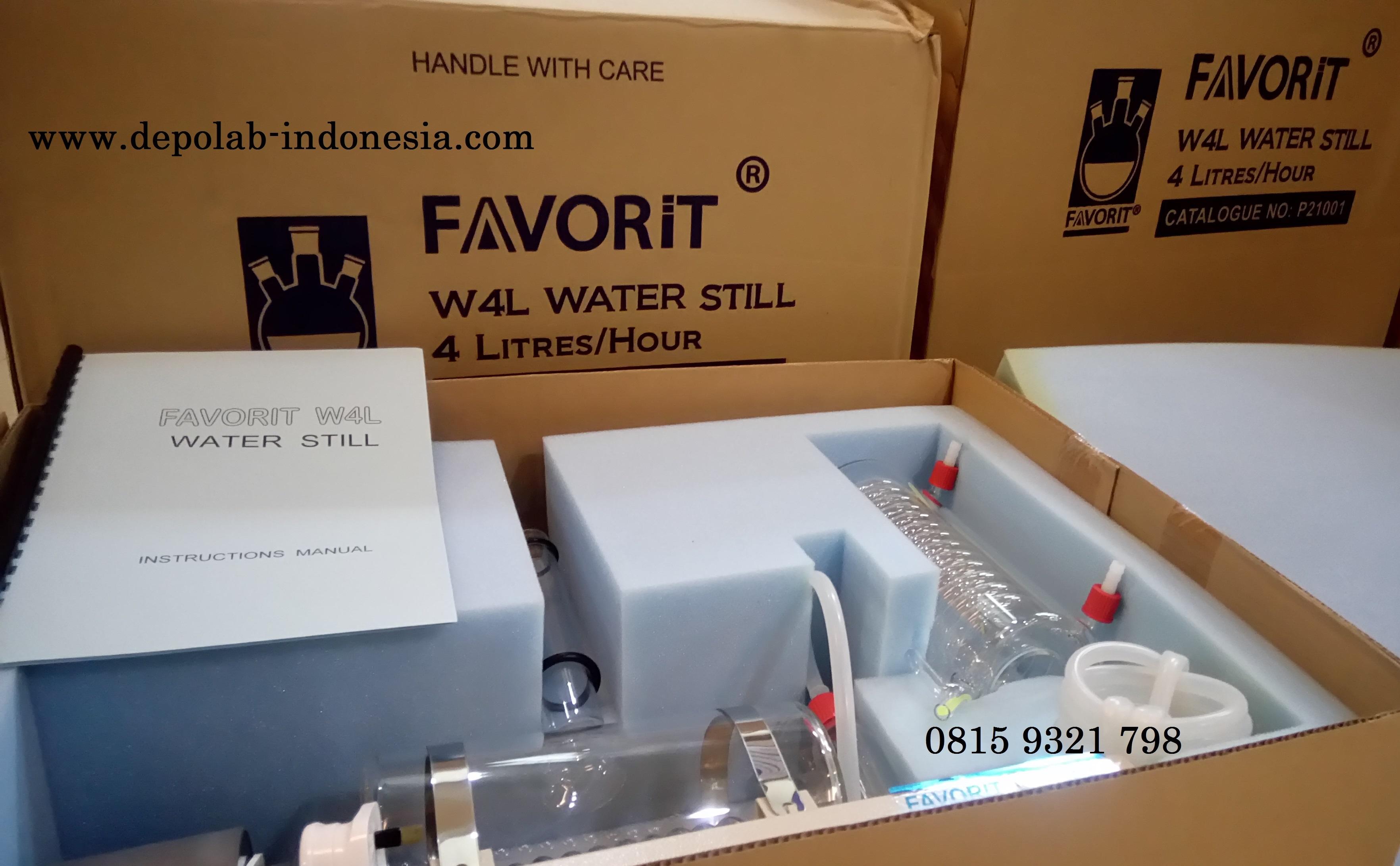 WATER STILL W4L