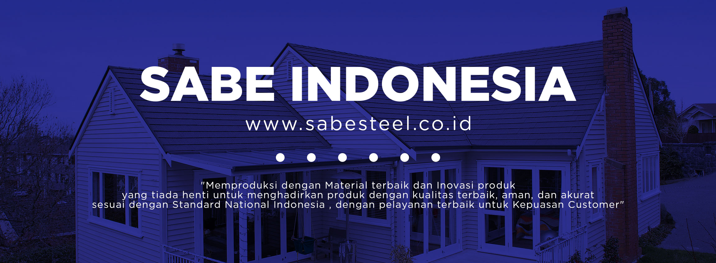 Pt Sabe Indonesia Jual Genteng Metal Harga Murah