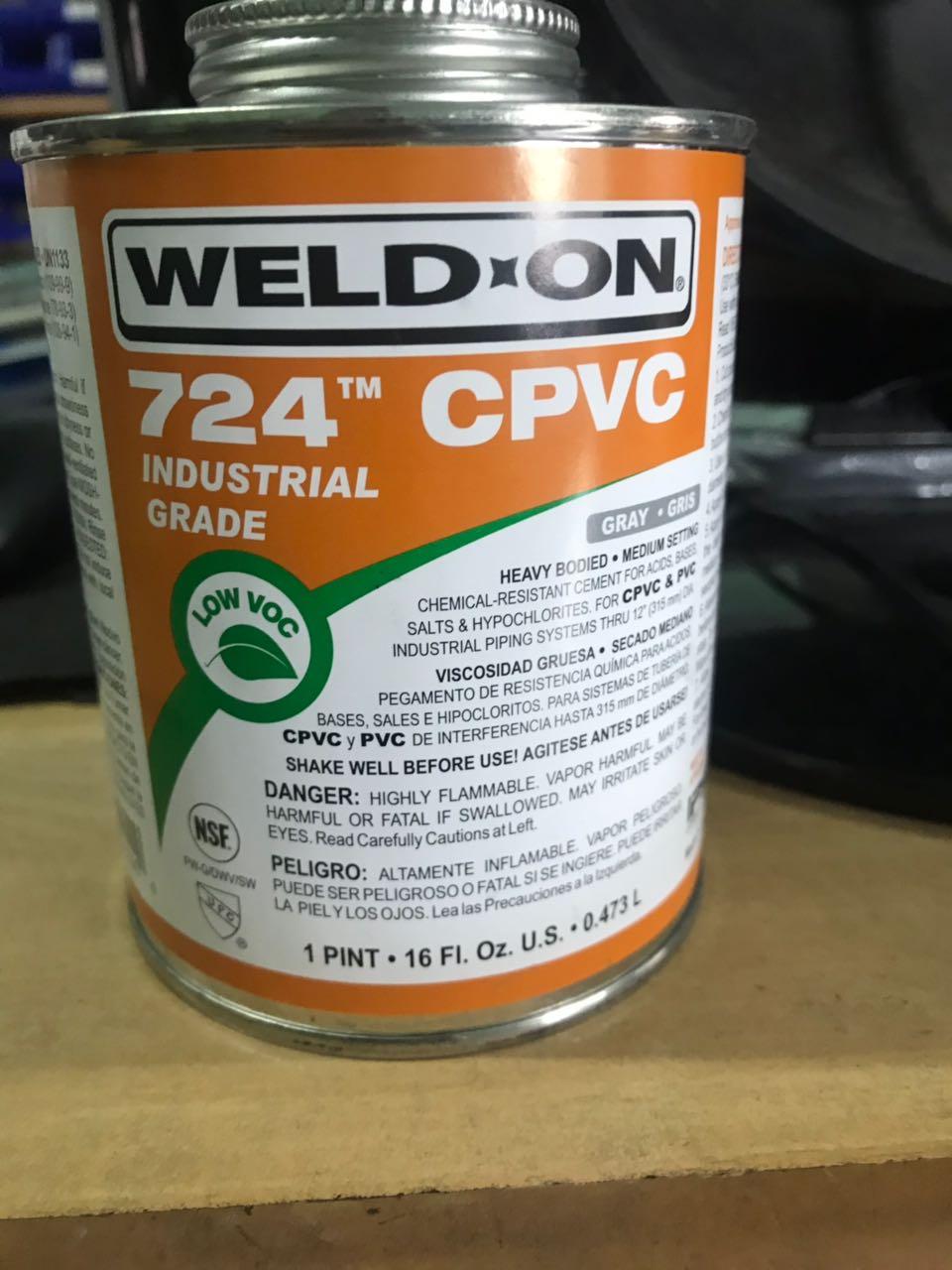 Lemm Cpvc Weld On
