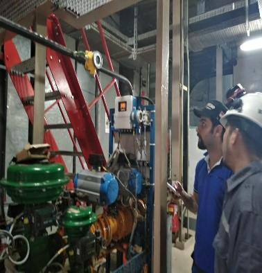 Training Cara Menggunakan Aplikasi Sensepoint App Agar Terhubung dengan Gas Detector XRL
