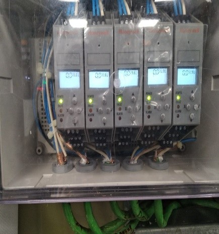Control Panel Unipoint