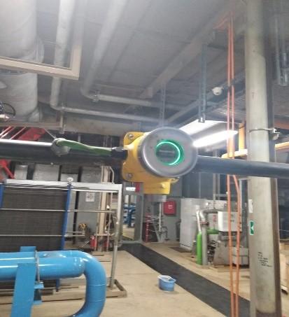 Gas Detector Dalam keadaan Normal