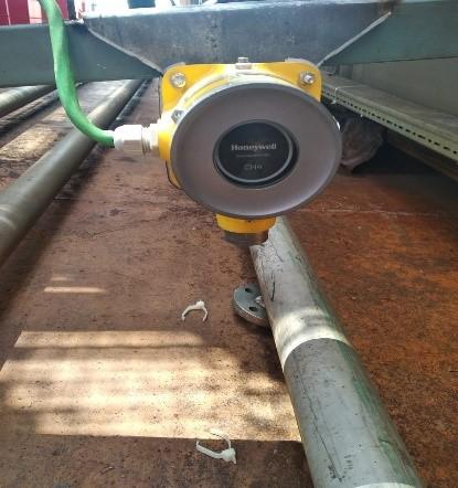 Gas Detector 2