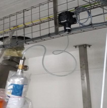 Kalibrasi Gas Detector Sensepoint Zareba