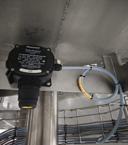 Gas Detector Sensepoint Zareba