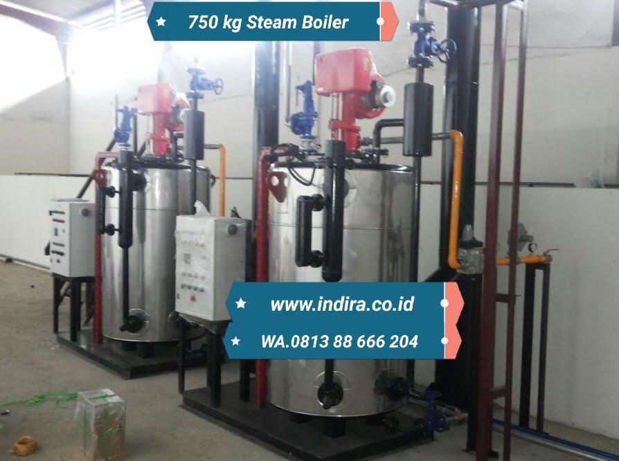 Vertical steam boiler. https://indira.co.id/