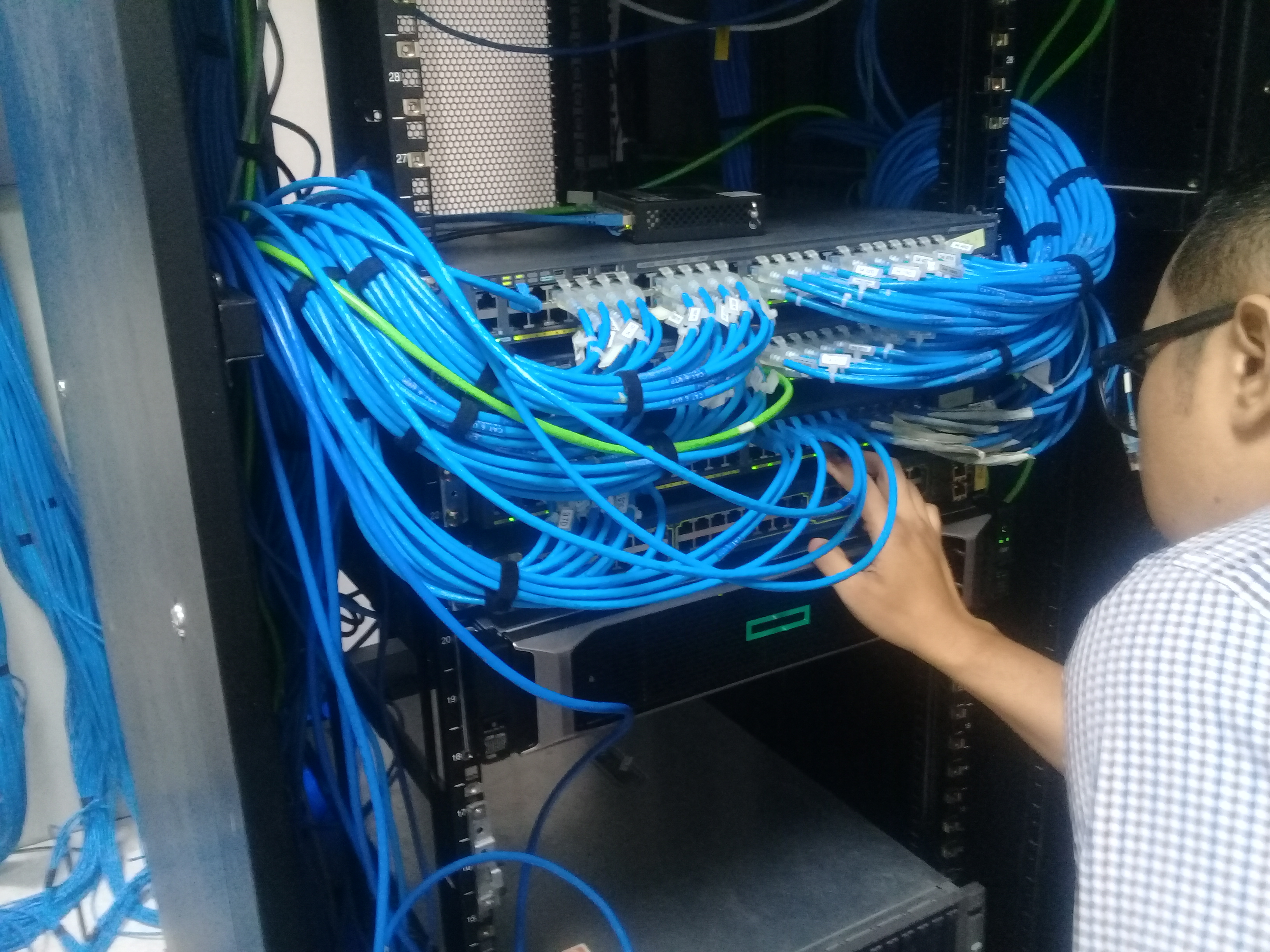 PROJECT ACCESS CONTROL DATA CENTER