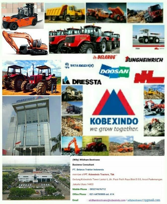 PT Kobexindo Tractors Tbk,