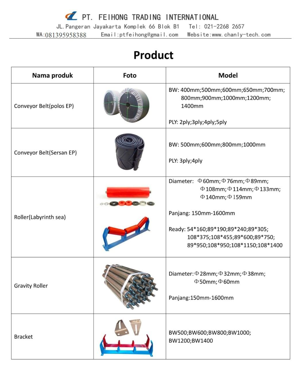 Katalog product