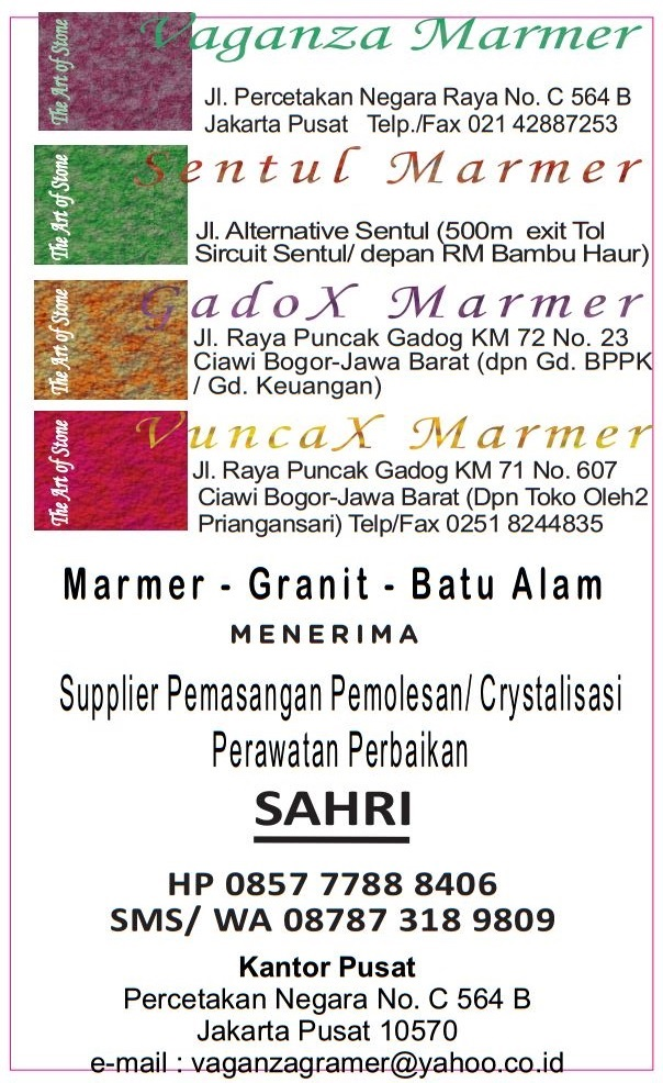 Sentul Marmer