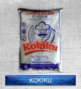 Garam Kokiku
