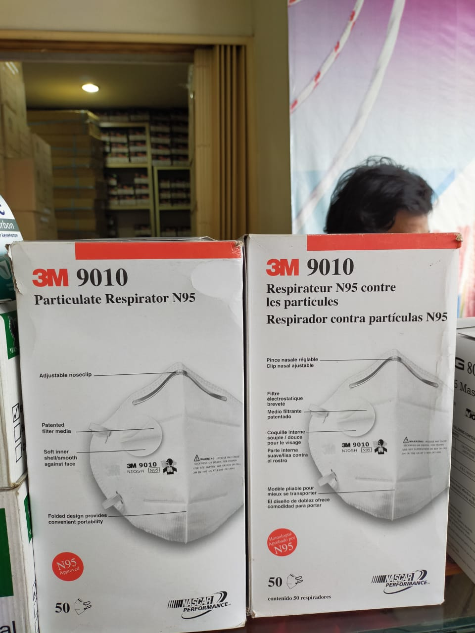 Masker 3M N95 Murah Di Jakarta