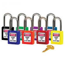 Safety Loto / Masterlock Terlengkap