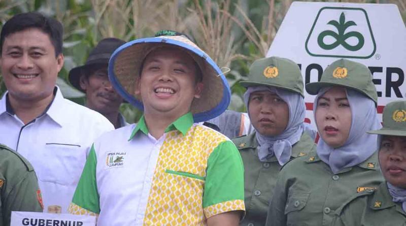 Kenduri panen : dari lampung untuk Indonesia