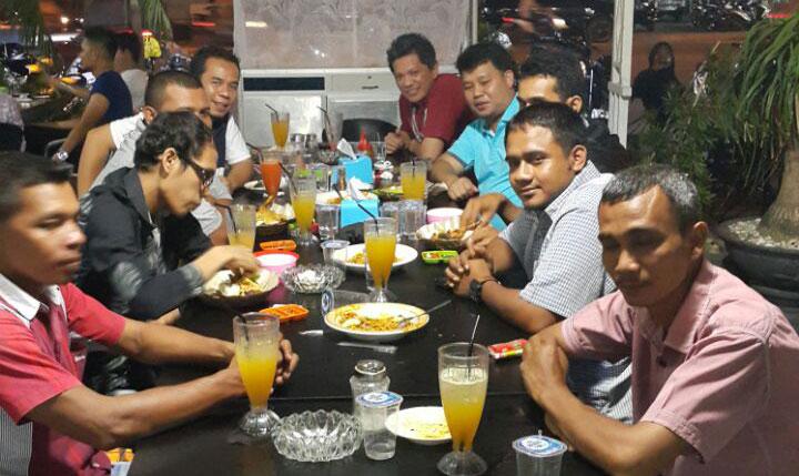 Kunjungan Chairman ke Cabang Aceh