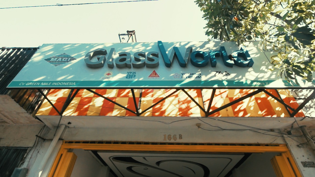 Glassworld Showroom