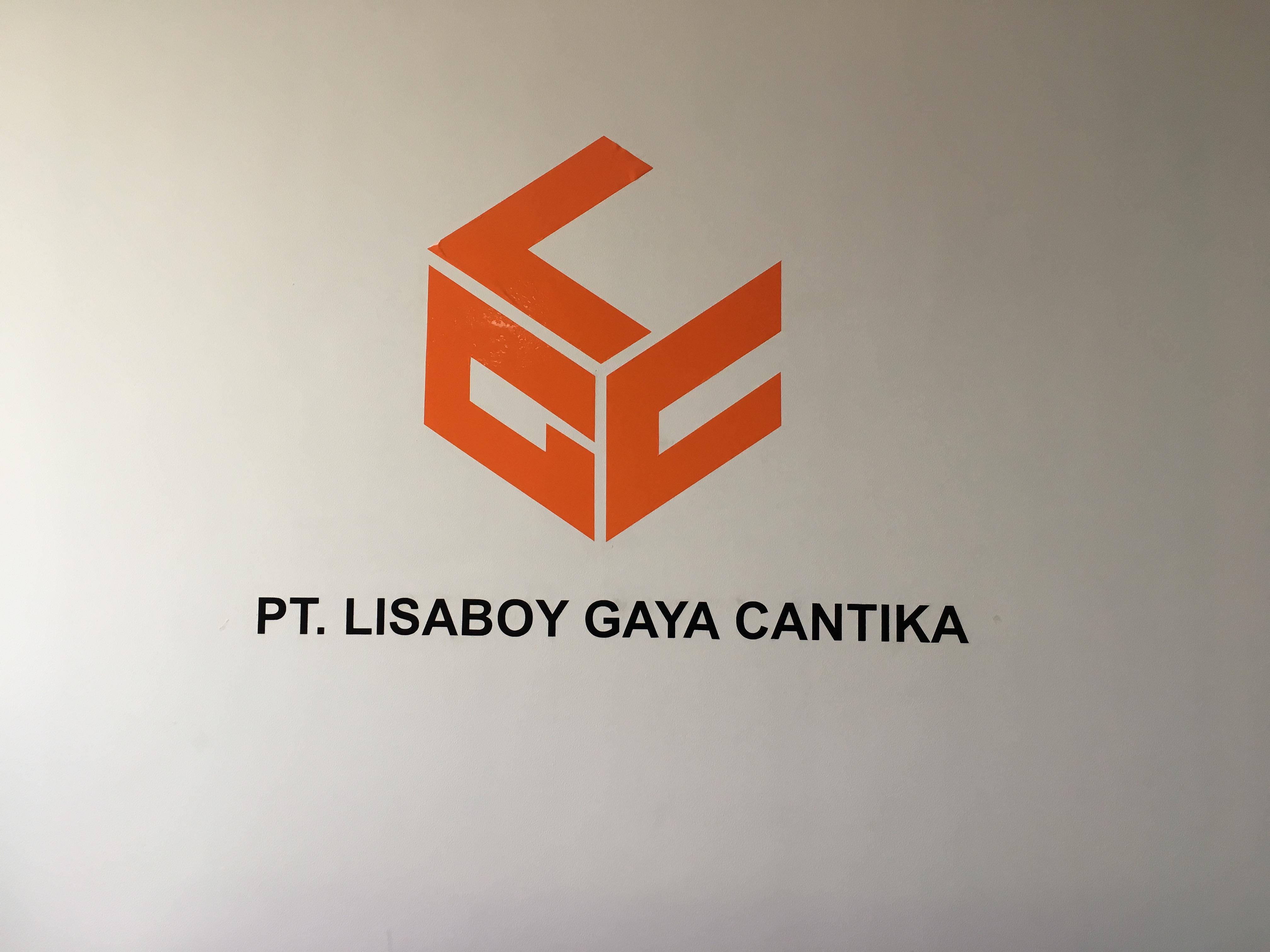 Logo Lisaboy Gaya Cantika