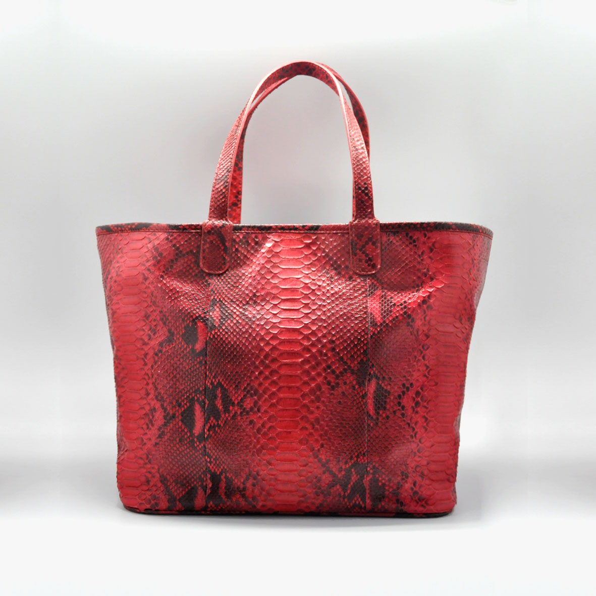 Tote Bag - Python Skin
