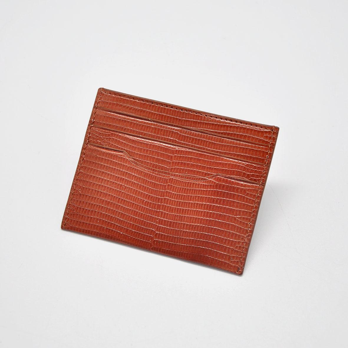 Card Case - Lizard Skin