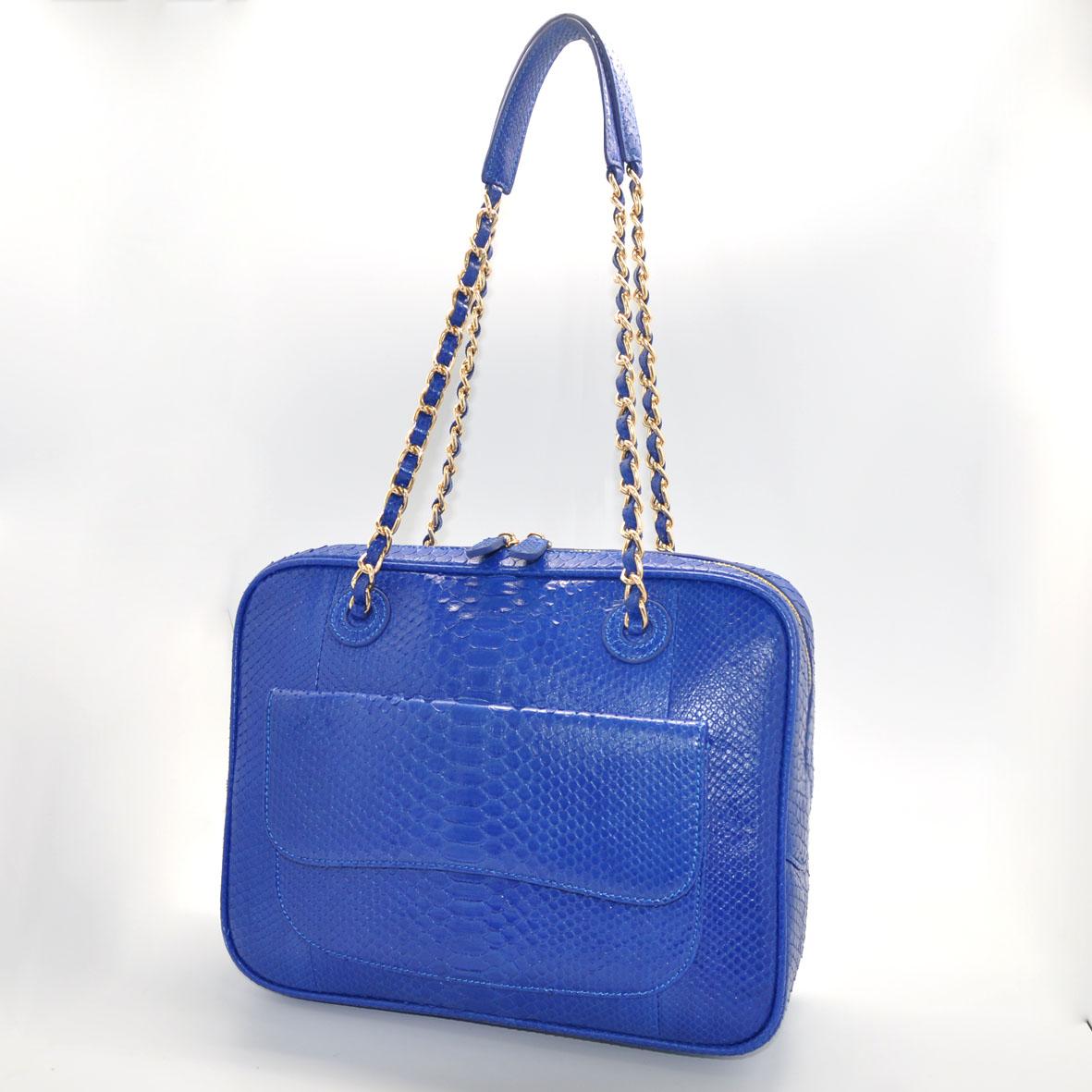 Sling Bag - Python Skin