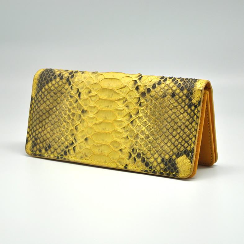 Ladies Walet - Python Skin