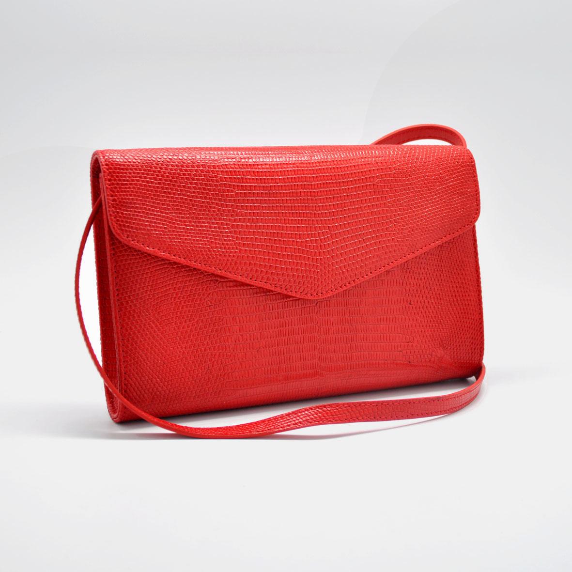 Sling Bag - Lizard Skin