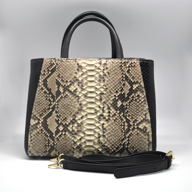 Handbag - Python Skin