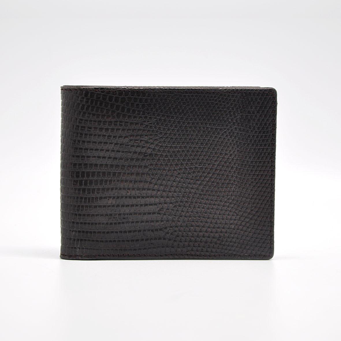 Men Wallet - Lizard Skin
