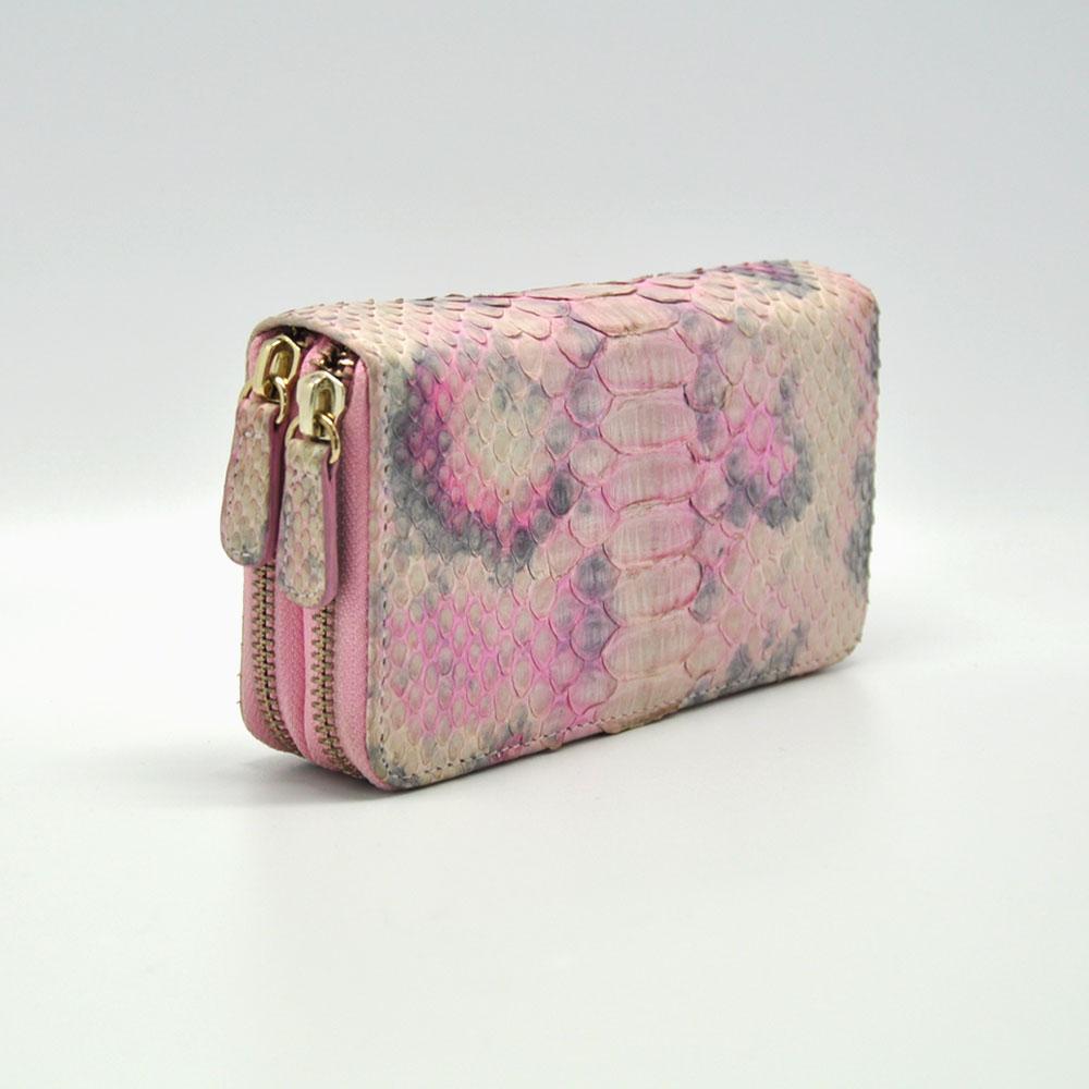 Ladies Wallet - Python Skin