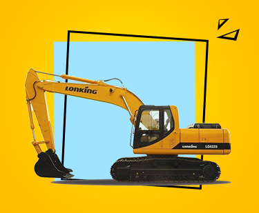 Lonking Hydraulic Excavators