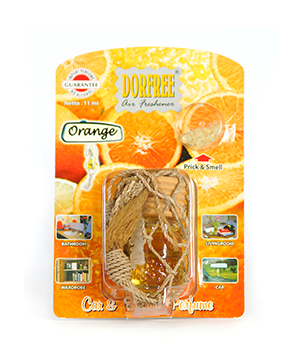 Dorfree Car & Home Orange