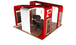 jual booth harga murah distributor dan toko, beli online