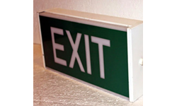 Lampu Exit