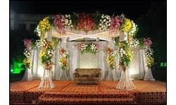 Dekorasi Bunga Pernikahan