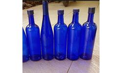 Botol Biru