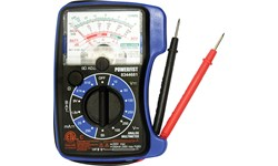 Analog Multimeters Distributor Supplier Importer