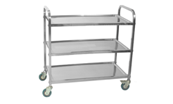 Trolley Stainless