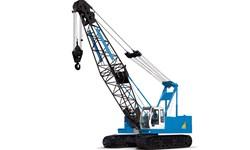 Crane Crawler